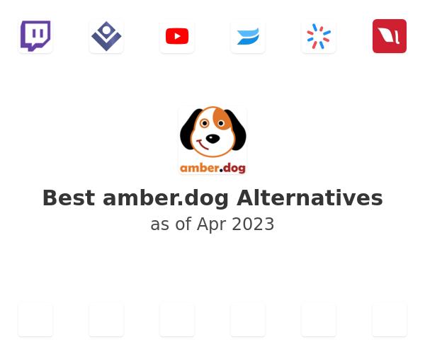 Best amber.dog Alternatives