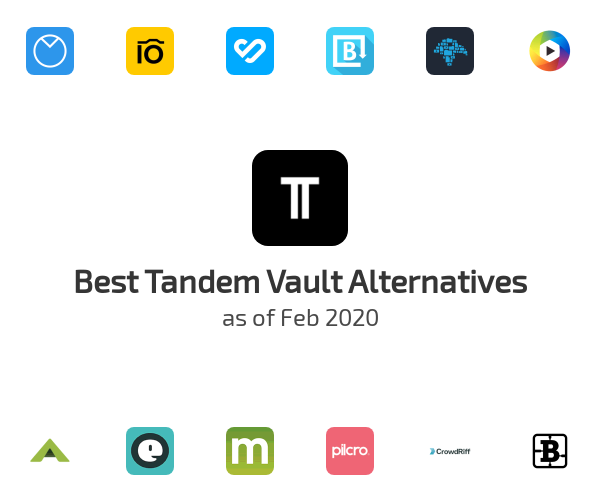 Best Tandem Vault Alternatives
