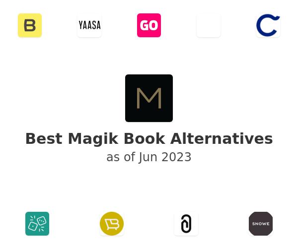 Best Magik Book Alternatives