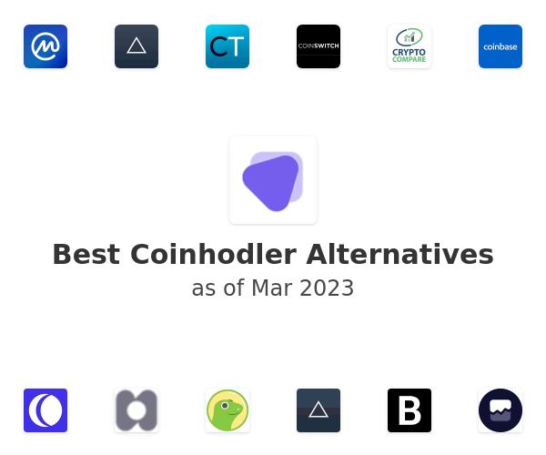 Best Coinhodler Alternatives