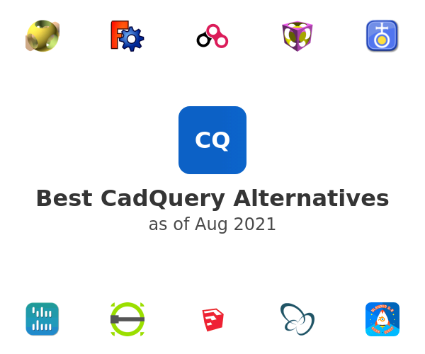 Best CadQuery Alternatives