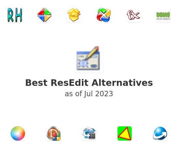 Best ResEdit Alternatives