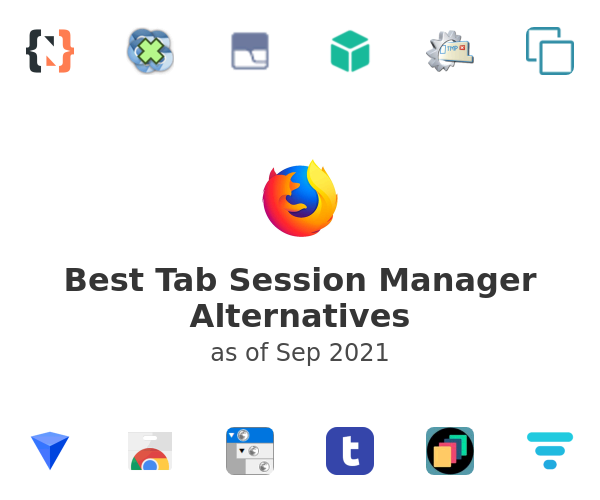 Best Tab Session Manager Alternatives