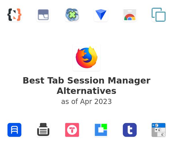 Best Tab Session Manager Alternatives