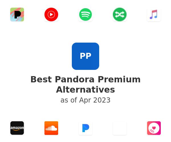 Best Pandora Premium Alternatives