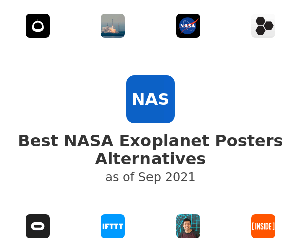 Best NASA Exoplanet Posters Alternatives
