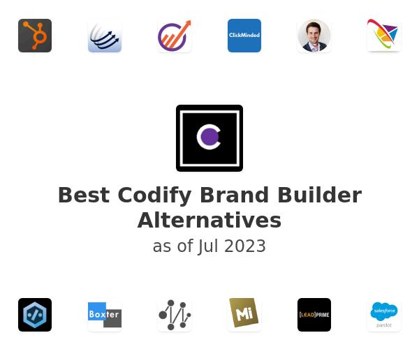Best Codify Brand Builder Alternatives