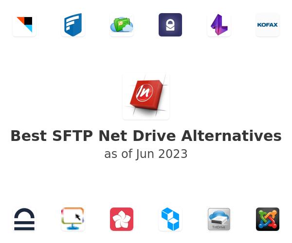 Best SFTP Net Drive Alternatives