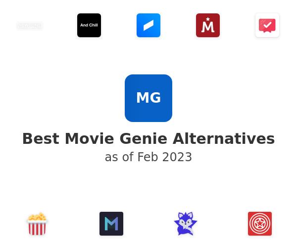 Best Movie Genie Alternatives