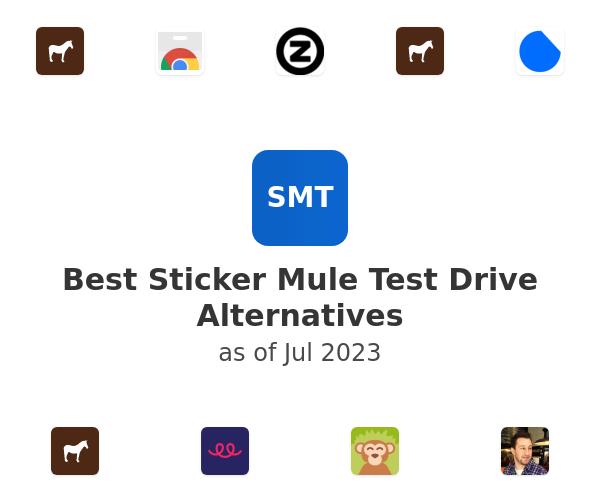 Best Sticker Mule Test Drive Alternatives