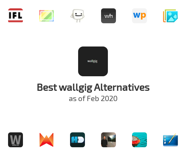 Best wallgig Alternatives