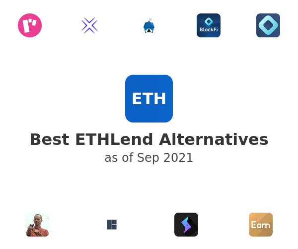 Best ETHLend Alternatives