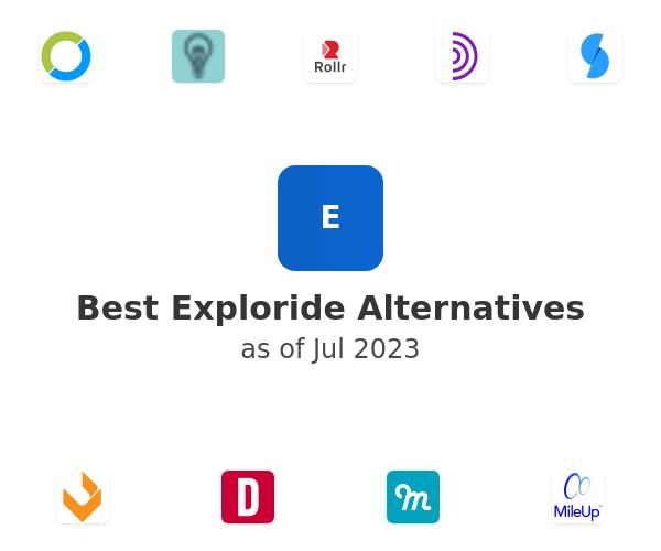 Best Exploride Alternatives