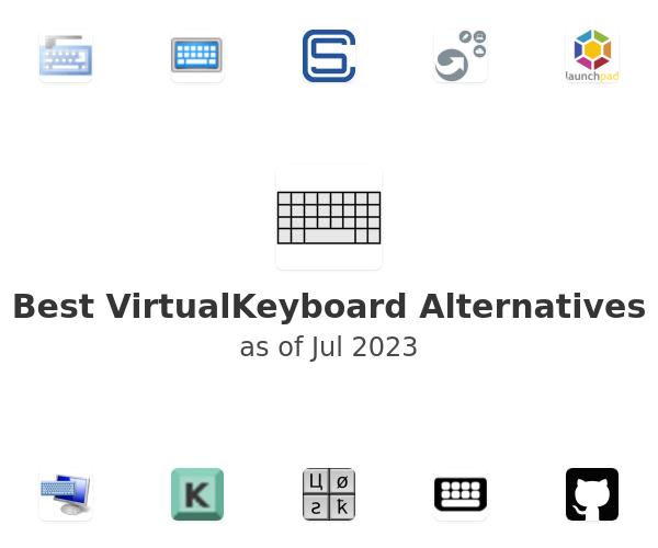 Best VirtualKeyboard Alternatives
