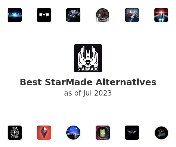 Best StarMade Alternatives