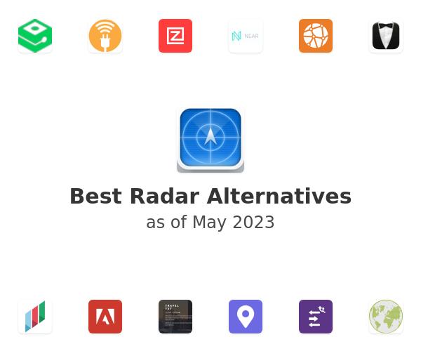Best Radar Alternatives