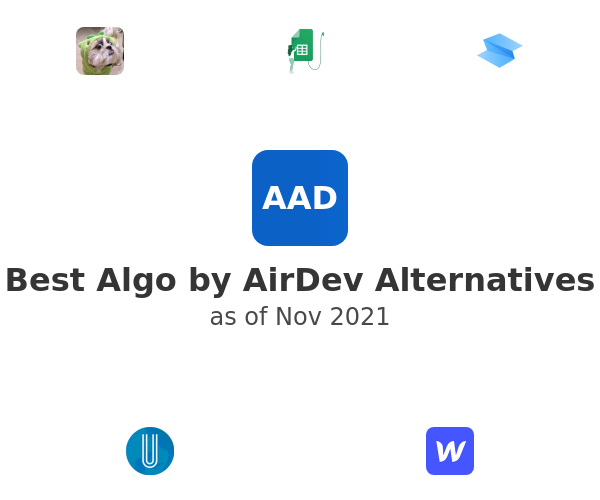 Best Algo by AirDev Alternatives