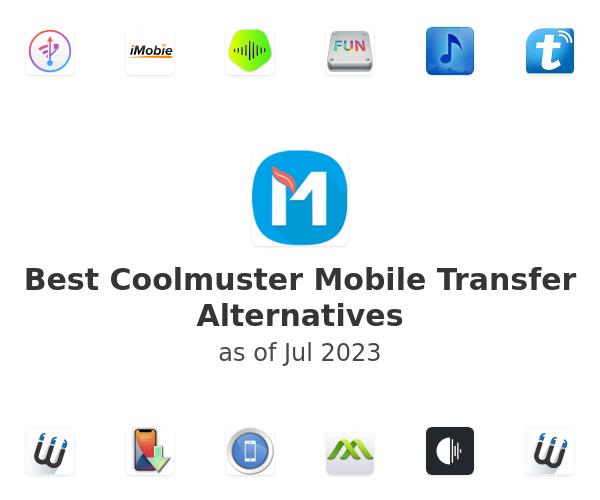 Best Coolmuster Mobile Transfer Alternatives