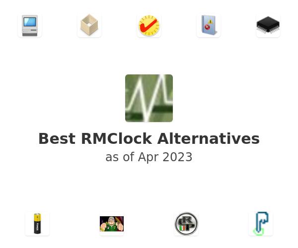 Best RMClock Alternatives