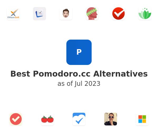 Best Pomodoro.cc Alternatives