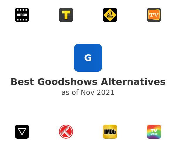 Best Goodshows Alternatives