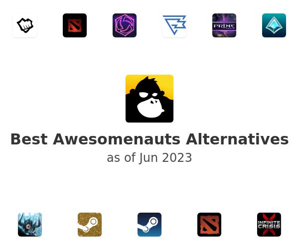 Best Awesomenauts Alternatives