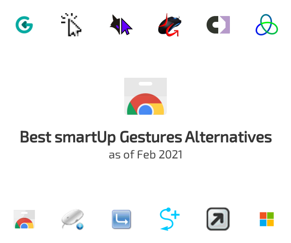 Best smartUp Gestures Alternatives