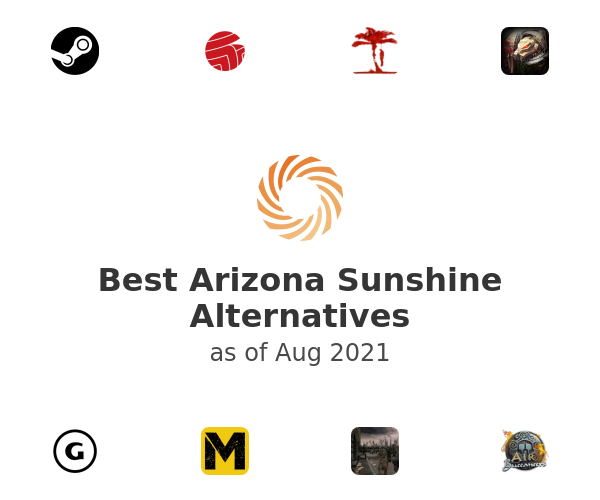 Best Arizona Sunshine Alternatives