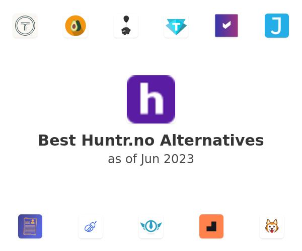 Best Huntr Alternatives
