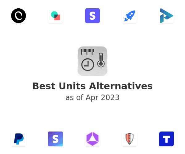 Best Units Alternatives