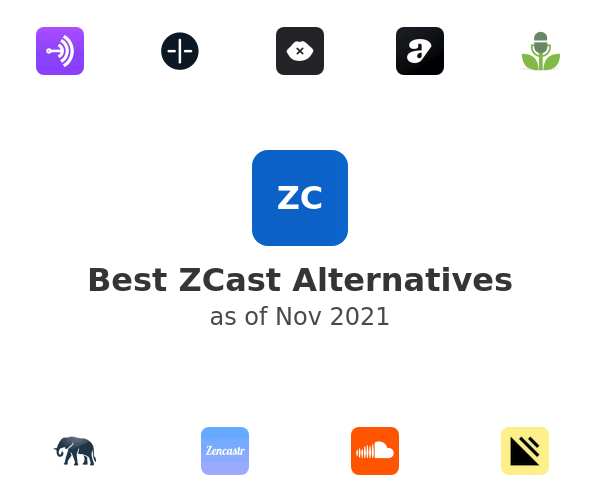 Best ZCast Alternatives