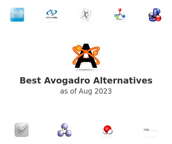 Best Avogadro Alternatives