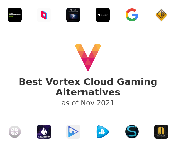 Best Vortex Cloud Gaming Alternatives