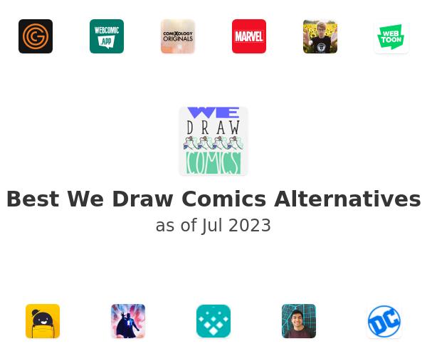 Best We Draw Comics Alternatives
