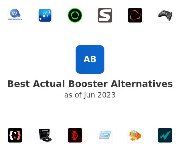 Best Actual Booster Alternatives