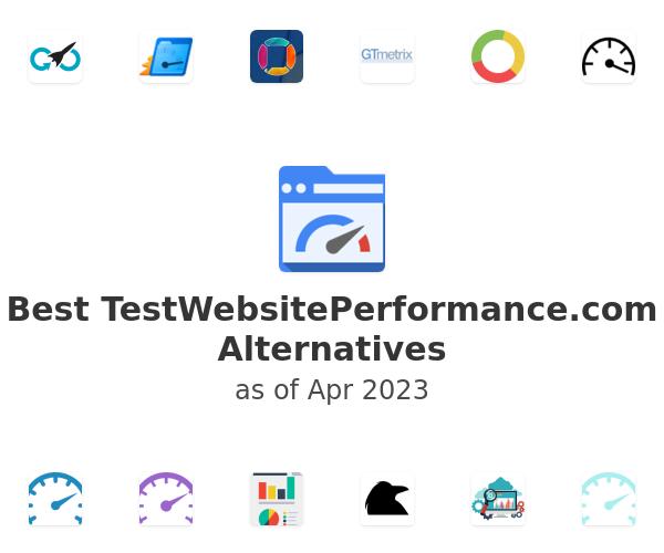 Best TestWebsitePerformance.com Alternatives
