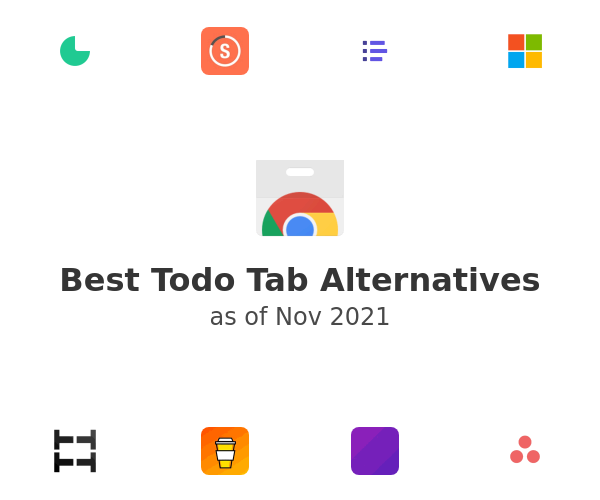 Best Todo Tab Alternatives