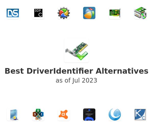 Best DriverIdentifier Alternatives