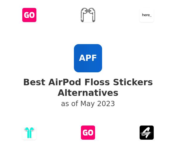 Best AirPod Floss Stickers Alternatives