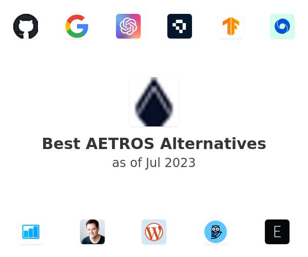 Best AETROS Alternatives