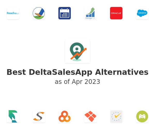 Best DeltaSalesApp Alternatives
