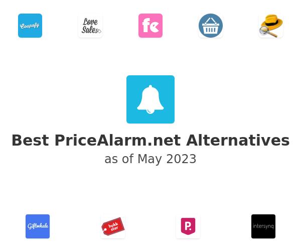 Best PriceAlarm.net Alternatives