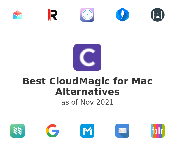 Best CloudMagic for Mac Alternatives