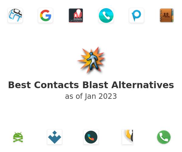 Best Contacts Blast Alternatives