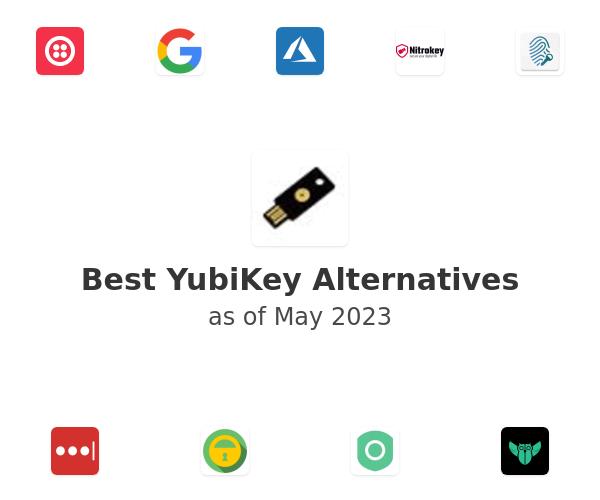 Best YubiKey Alternatives
