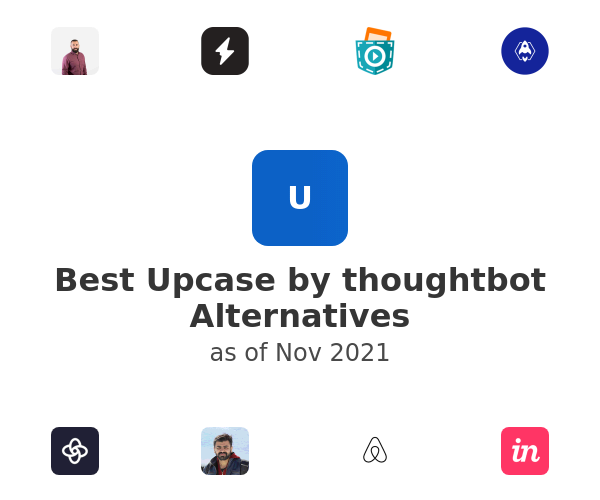 Best Upcase by thoughtbot Alternatives