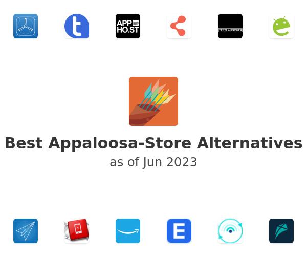 Best Appaloosa-Store Alternatives