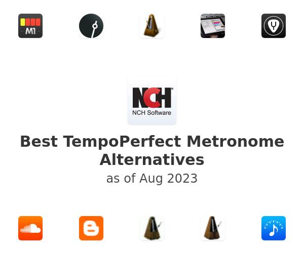 Best TempoPerfect Metronome Alternatives