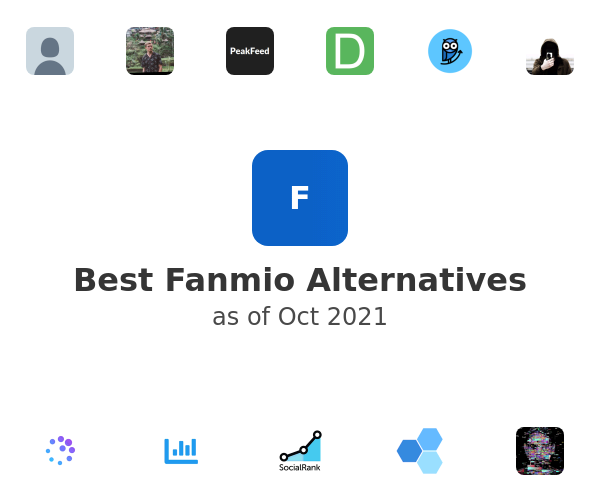 Best Fanmio Alternatives