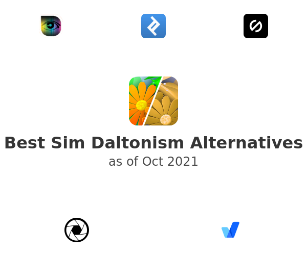 Best Sim Daltonism Alternatives